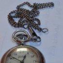 Relojes de bolsillo: RELOJ JUSTINA FUNCIONANDO. Lote 134921346