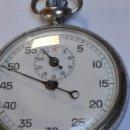Relojes de bolsillo: CRONOMETRO. Lote 134924750