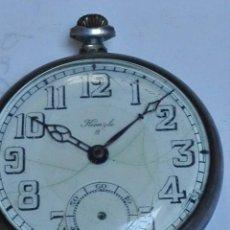 Relojes de bolsillo: RELOJ HIENZLE. Lote 134927238