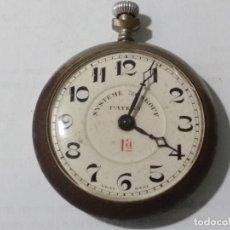 Relojes de bolsillo: RELOJ DE BOLSILLO SISTEMA ROSKOPF 1ª, MEDIDA 50 MM, ESTA FUNCIONANDO. Lote 135019946
