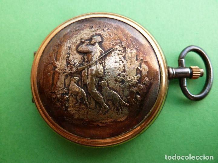Relojes de bolsillo: Reloj de Bolsillo Thermidor - Foto 2 - 135152034