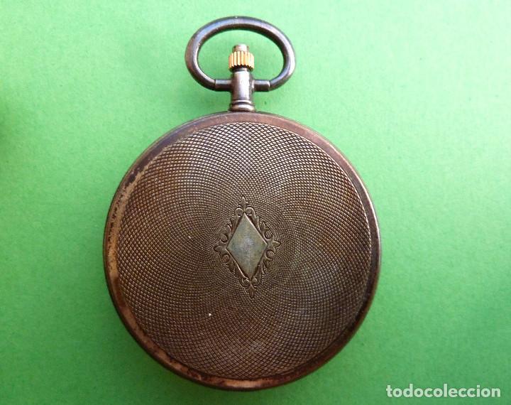 Relojes de bolsillo: Reloj de Bolsillo Thermidor - Foto 3 - 135152034