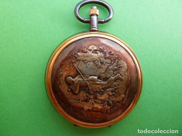 Relojes de bolsillo: Reloj de Bolsillo Thermidor - Foto 4 - 135152034