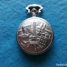 Relojes de bolsillo: RELOJ MARCA NASHY PARÍS DE BOLSILLO. Lote 135251910
