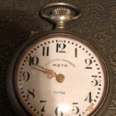 Relojes de bolsillo: RELOJ DE BOLSILLO, SISTEMA ROSKOPF. Lote 135486154