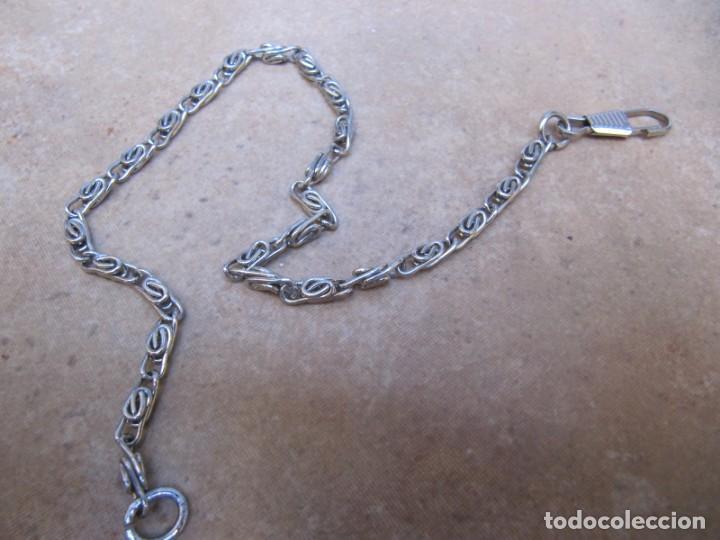 Relojes de bolsillo: CADENA PARA RELOJES DE BOLSILLO - Foto 6 - 135620522