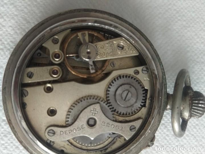 Relojes de bolsillo: Reloj antiguo - Foto 3 - 117832823