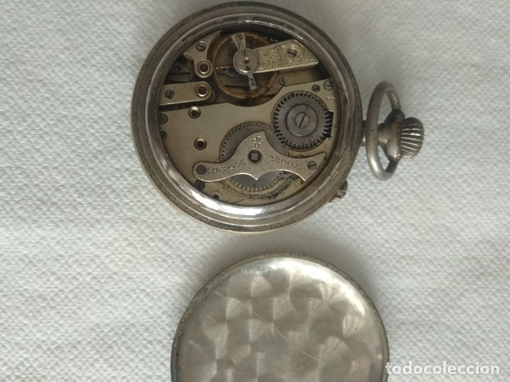 Relojes de bolsillo: Reloj antiguo - Foto 4 - 117832823