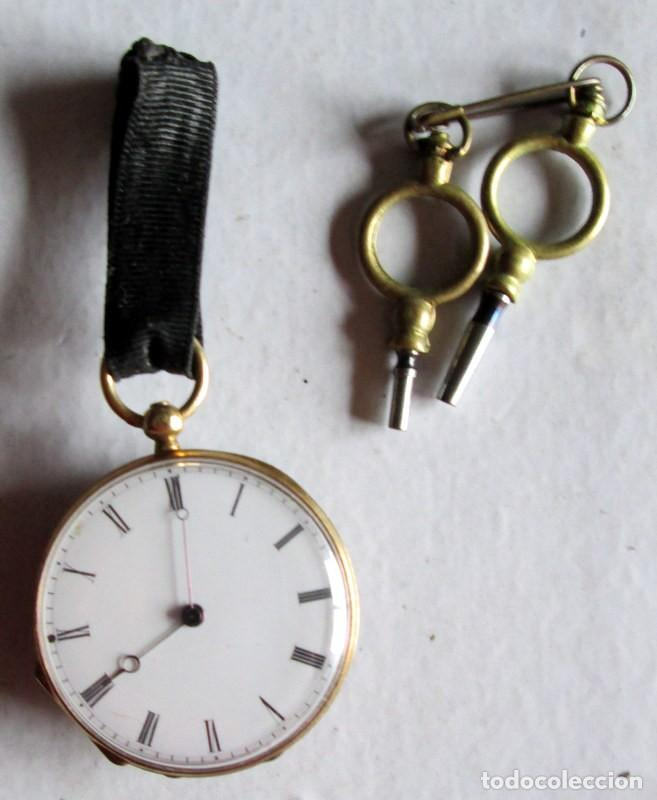Relojes de bolsillo: RELOJ MELLERIO DIST MELLER-SXIX /XX - Foto 2 - 136249562