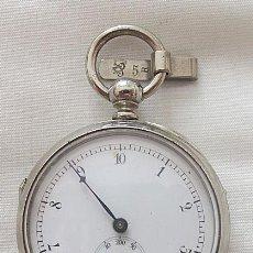 Relojes de bolsillo: PODOMETRO DE BOLSILLO ANTIGUO ESQUELETO. Lote 136375038