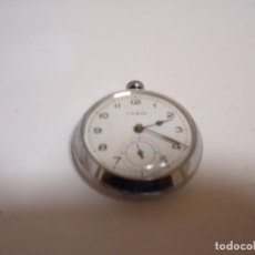 Relojes de bolsillo: RELOJ DE BOLSILLO -MARCA RUHLA -FUNCIONANDO -FABRICADO EN LA REPUBLICA DEMOGRATICA ALEMANA AÑOS 196O. Lote 136580010