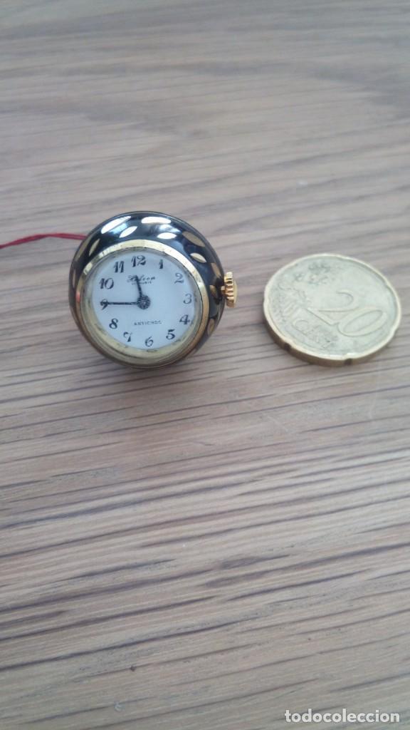 Relojes de bolsillo: reloj colgante halcon - Foto 4 - 137294186