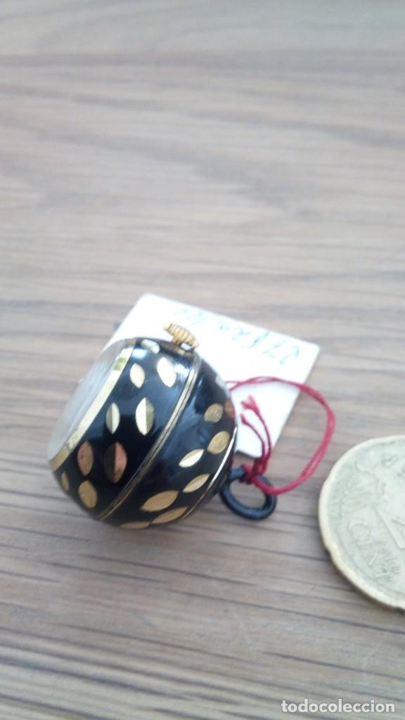 Relojes de bolsillo: reloj colgante halcon - Foto 6 - 137294186
