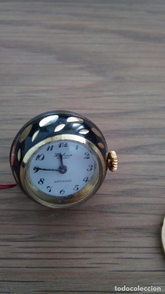Relojes de bolsillo: reloj colgante halcon - Foto 2 - 137294186