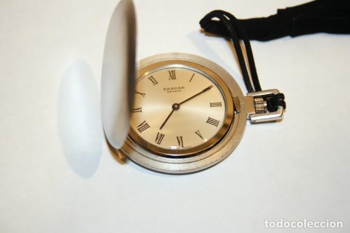 RELOJ SUIZO DE CABALLERO, DE BOLSILLO (Relojes - Bolsillo Carga Manual)