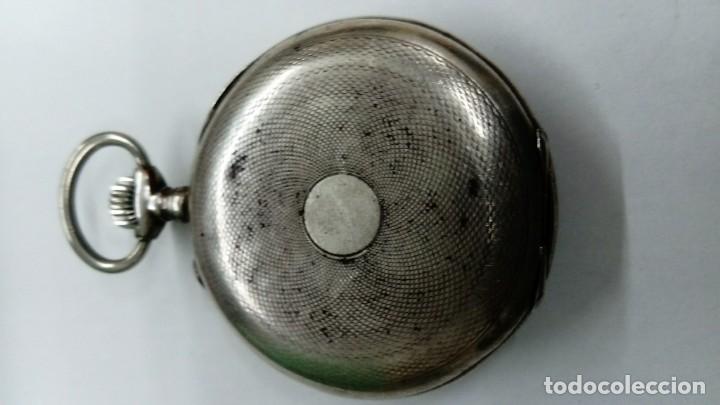 Relojes de bolsillo: Antiguo Reloj Torpedo de bolsillo - Foto 2 - 138055730