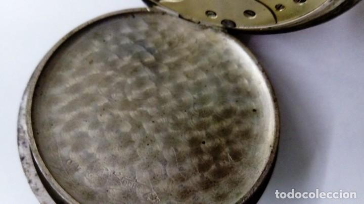 Relojes de bolsillo: Antiguo Reloj Torpedo de bolsillo - Foto 6 - 138055730