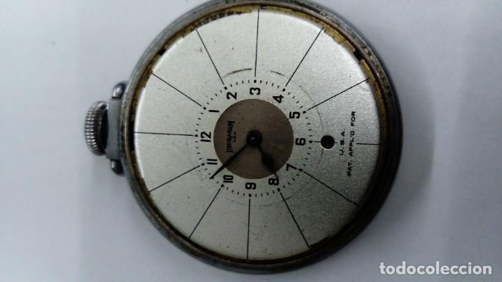 Relojes de bolsillo: Reloj de bolsillo Americano Ingraham - Foto 4 - 138057062