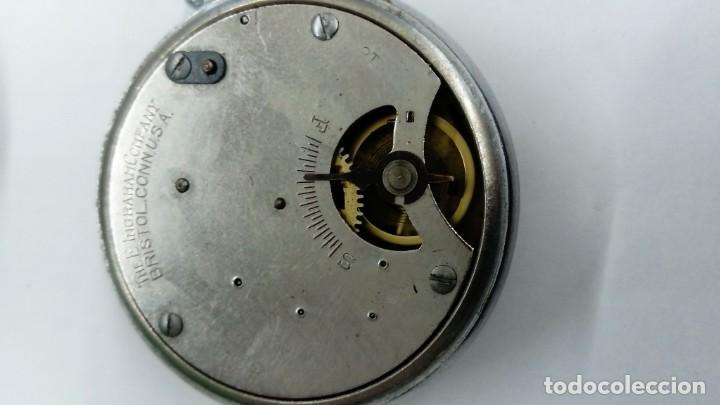 Relojes de bolsillo: Reloj de bolsillo Americano Ingraham - Foto 5 - 138057062