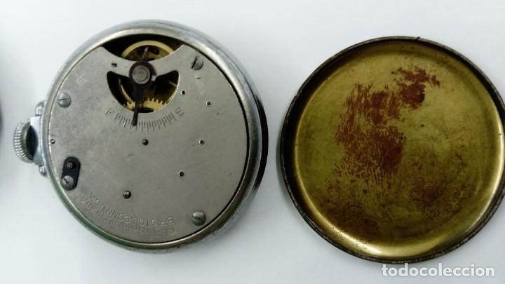 Relojes de bolsillo: Reloj de bolsillo Americano Ingraham - Foto 6 - 138057062