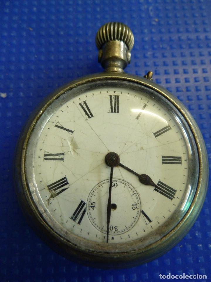 RELOJ DE BOLSILLO UNIVERSAL TIME KEEPER (Relojes - Bolsillo Carga Manual)