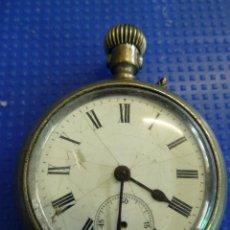 Relojes de bolsillo: RELOJ DE BOLSILLO UNIVERSAL TIME KEEPER. Lote 138579238
