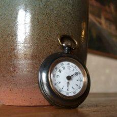 Relojes de bolsillo: ANTIGUO RELOJ DE BOLSILLO DE CARGA MANUAL. Lote 139029480