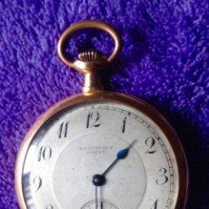 Relojes de bolsillo: RELOJ ORO BERTHOUD XIX. Lote 139034122