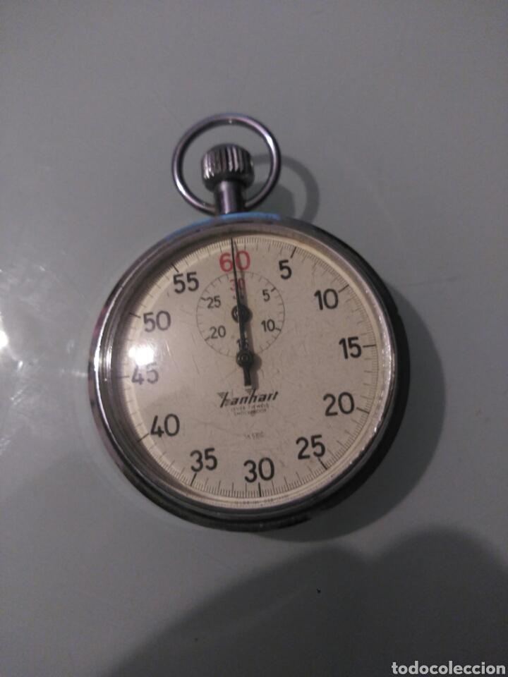 CRONOMETRO ANTIGUO HANHART (Relojes - Bolsillo Carga Manual)
