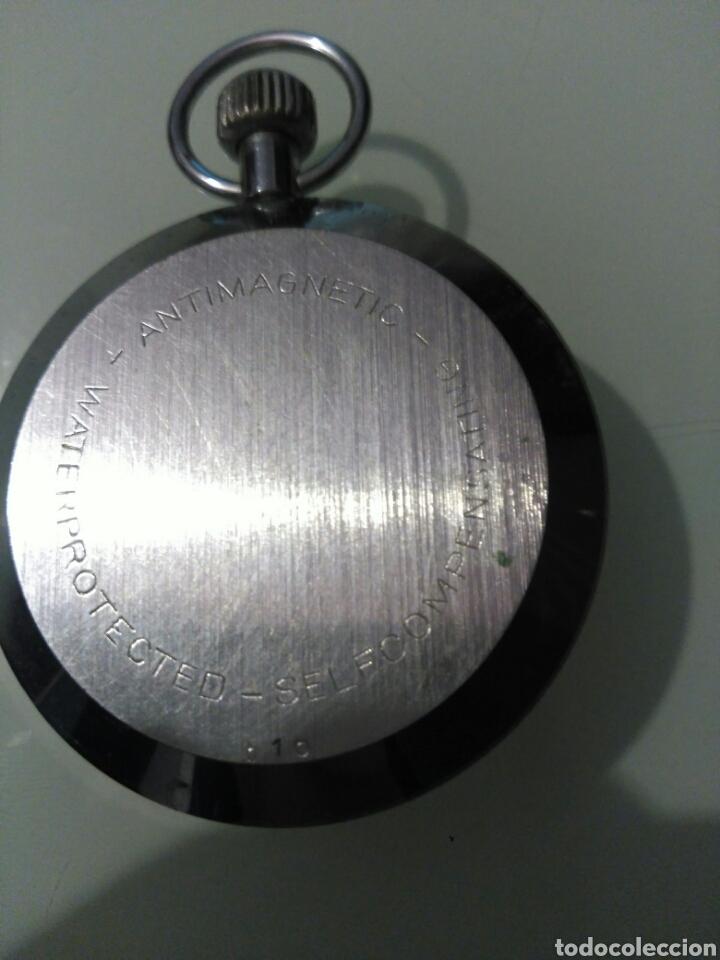 Relojes de bolsillo: Cronometro antiguo hanhart - Foto 2 - 139293924