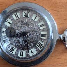 Relojes de bolsillo: RELOJ DE BOLSILLO RUSO MOLNIJA EDICION ESPECIAL USSR LA GRAN GUERRA 1941-1945 SEGUNDA GUERRA MUNDIAL. Lote 212585717