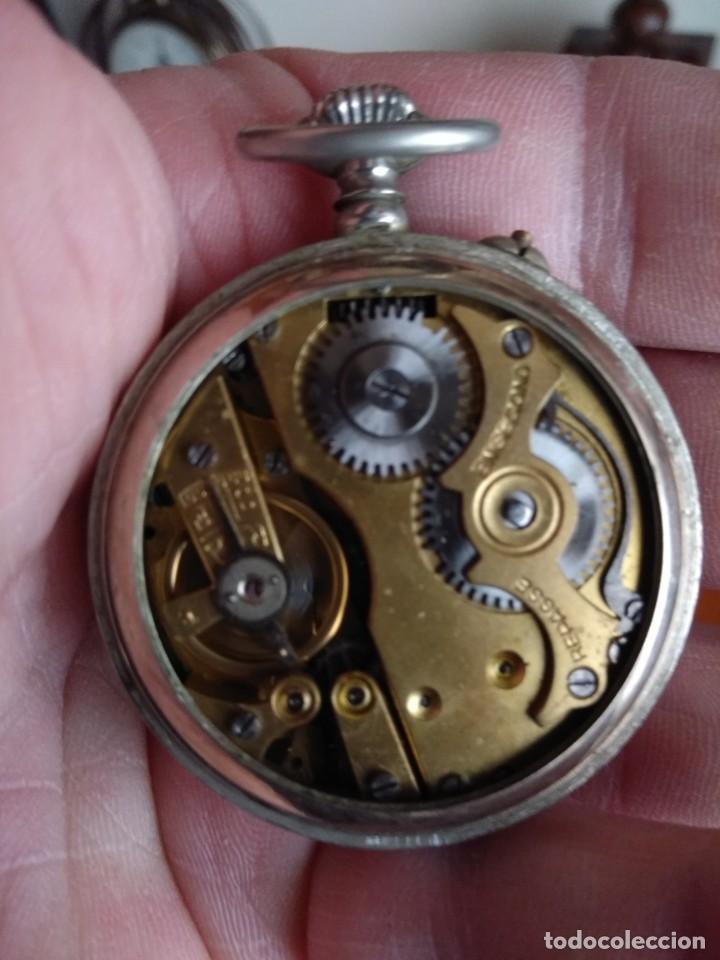 Relojes de bolsillo: Reloj de bolsillo OTER WATCH (FUNCIONA) - Foto 7 - 139813654