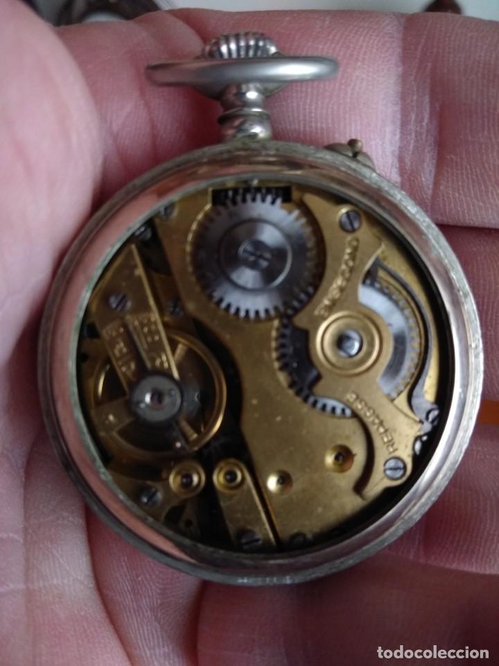 Relojes de bolsillo: Reloj de bolsillo OTER WATCH (FUNCIONA) - Foto 8 - 139813654