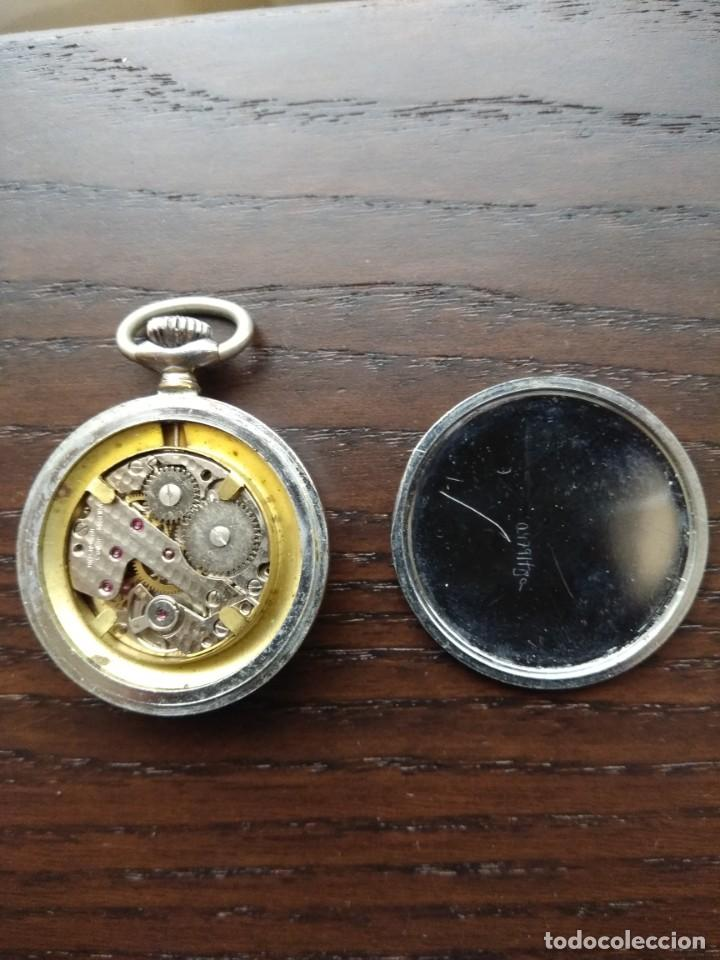 Relojes de bolsillo: Reloj de bolsillo JUSTINA (Funciona) - Foto 3 - 139817986