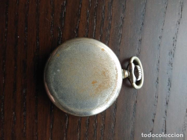 Relojes de bolsillo: Reloj de bolsillo JUSTINA (Funciona) - Foto 5 - 139817986