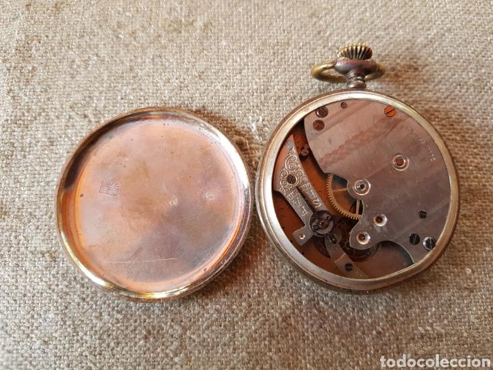 Relojes de bolsillo: Reloj bolsillo soletta extra plata suizo - Foto 3 - 140223752