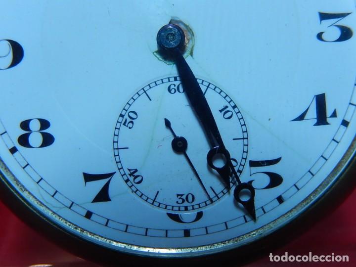 Relojes de bolsillo: Reloj de bolsillo Longines. - Foto 9 - 140288898