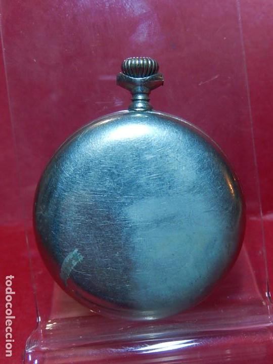 Relojes de bolsillo: Reloj de bolsillo Longines. - Foto 10 - 140288898