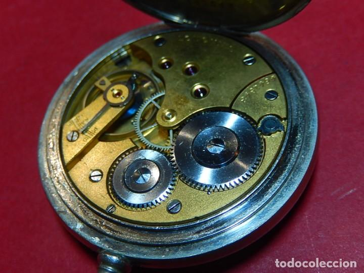 Relojes de bolsillo: Reloj de bolsillo Longines. - Foto 16 - 140288898
