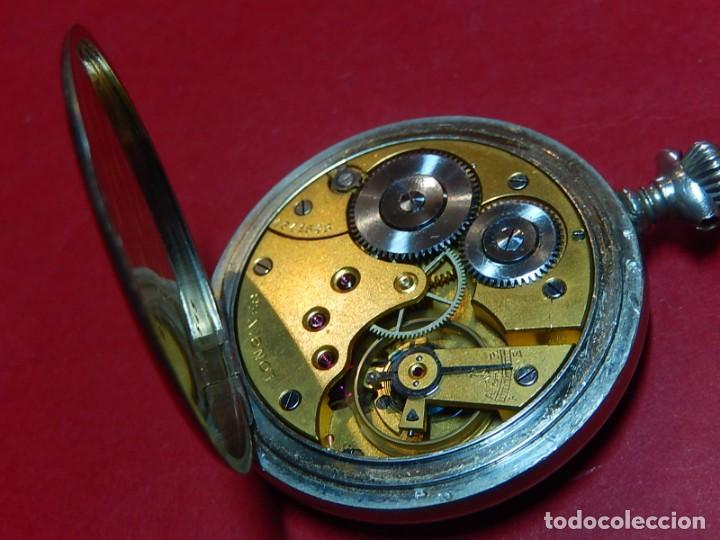 Relojes de bolsillo: Reloj de bolsillo Longines. - Foto 18 - 140288898