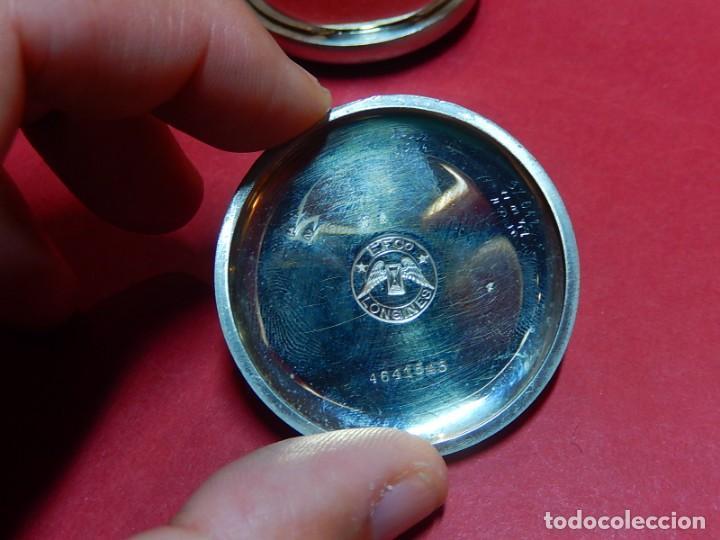 Relojes de bolsillo: Reloj de bolsillo Longines. - Foto 26 - 140288898