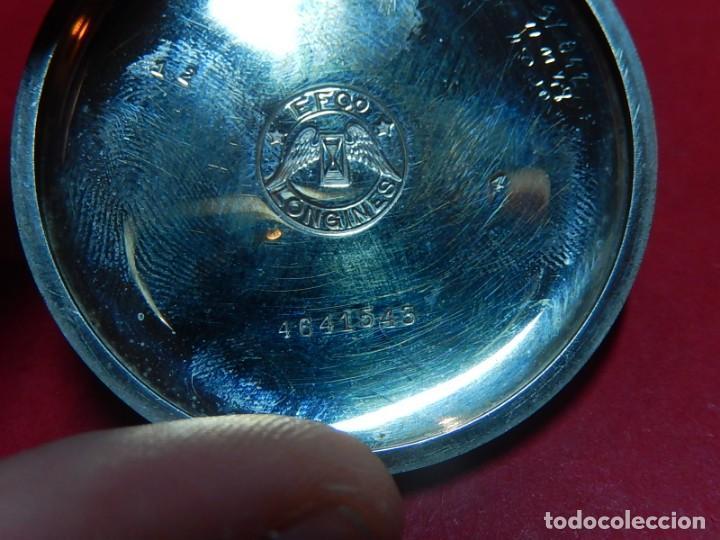 Relojes de bolsillo: Reloj de bolsillo Longines. - Foto 27 - 140288898