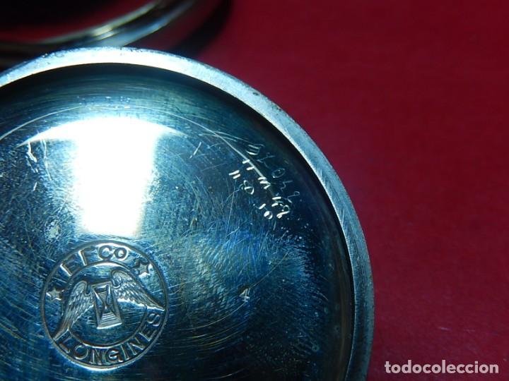 Relojes de bolsillo: Reloj de bolsillo Longines. - Foto 29 - 140288898