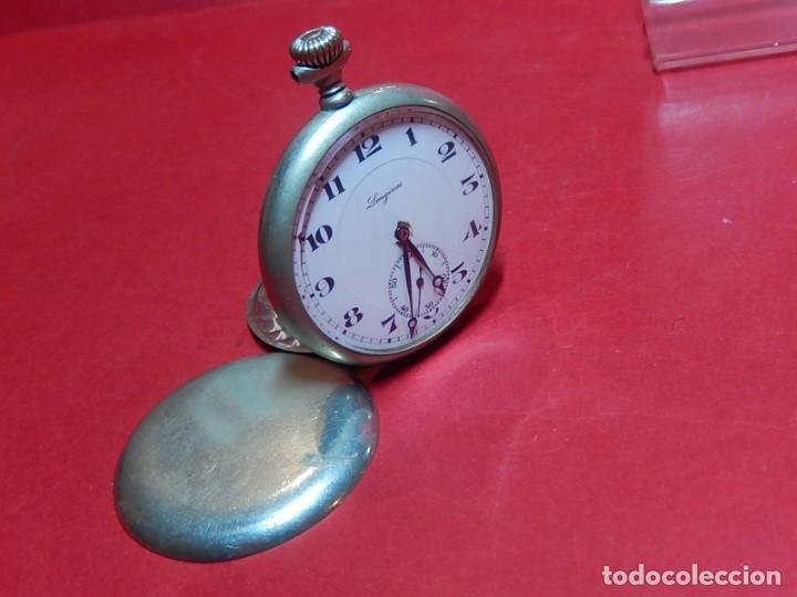 Relojes de bolsillo: Reloj de bolsillo Longines. - Foto 34 - 140288898