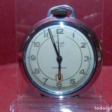 Relojes de bolsillo: RELOJ BOLSILLO / VIAJE / SOBREMESA. KIENZLE.. Lote 140292926