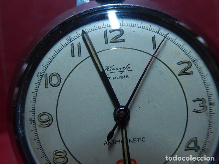 Relojes de bolsillo: Reloj bolsillo / viaje / sobremesa. Kienzle. - Foto 2 - 140292926