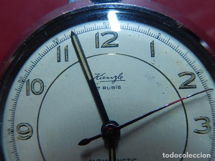 Relojes de bolsillo: Reloj bolsillo / viaje / sobremesa. Kienzle. - Foto 3 - 140292926