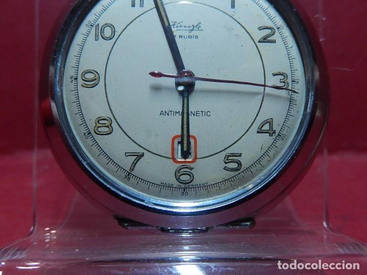 Relojes de bolsillo: Reloj bolsillo / viaje / sobremesa. Kienzle. - Foto 4 - 140292926