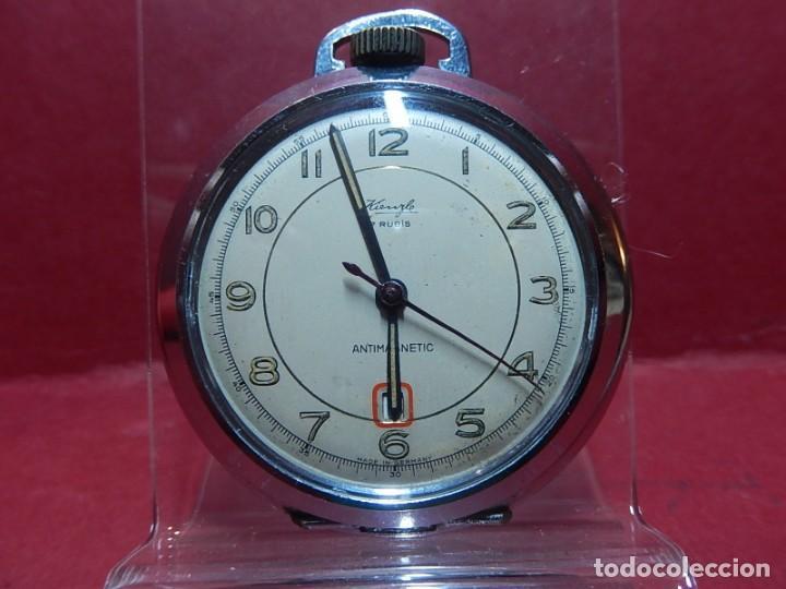 Relojes de bolsillo: Reloj bolsillo / viaje / sobremesa. Kienzle. - Foto 5 - 140292926