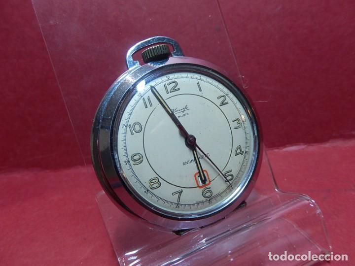 Relojes de bolsillo: Reloj bolsillo / viaje / sobremesa. Kienzle. - Foto 6 - 140292926